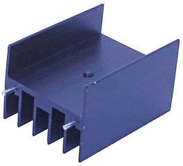 Радиаторы для мощных транзисторов 40x30,3x25 мм