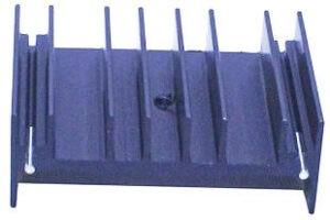 Радиаторы для мощных транзисторов 47x35x17 мм