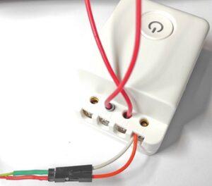 Голосовое включение/отключение компьютера. подключение входов и выходов к модернезированной Broadlink BestCon MCB1