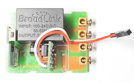 Модифицированный Broadlink BestCon MCB1. Голосовое включение/отключение компьютера