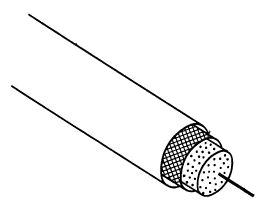 Коаксиальный кабель. Соединительные линии высокочастотных схем